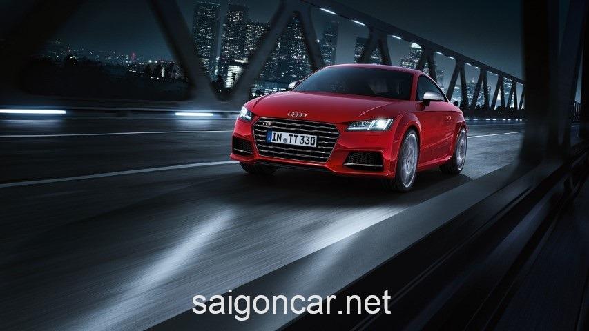 Audi TT Den Xe