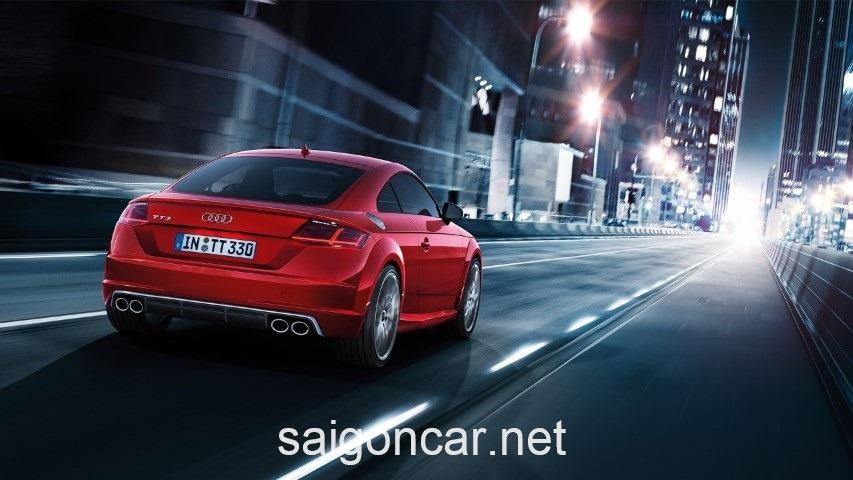 Audi TT Duoi Xe
