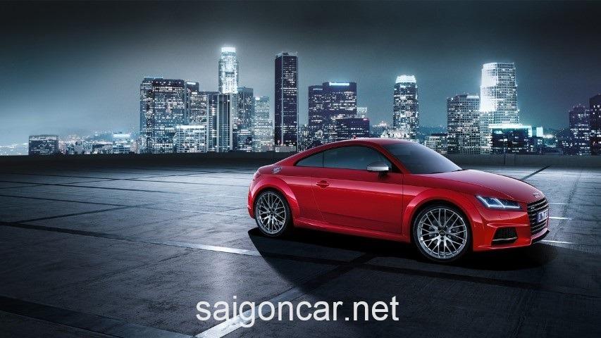 Audi TT Hong Xe