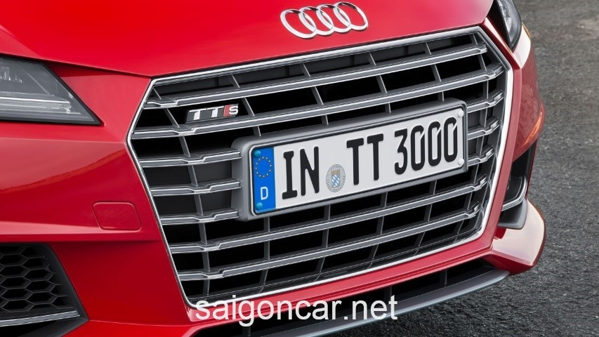 Audi TT Luoi Tan Nhiet