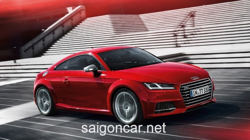 Audi TT Tong Quan