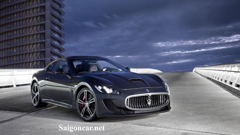 Maserati Gran Tuismo Chiếc xe thể thao mang đầy tính lịch lãm