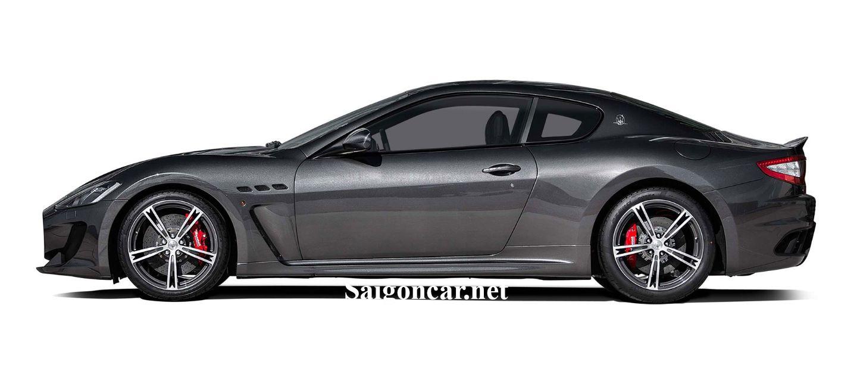 Maserati GranTurismo Kha Dai