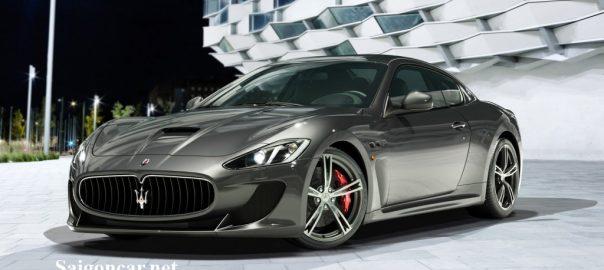 Maserati GranTurismo 2020 Khuyến Mãi Siêu Đặc Biệt Cực Sốc