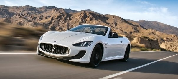 Giá Xe Maserati GranCabrio 2020 Nhập Khẩu Khuyến Mãi Khủng