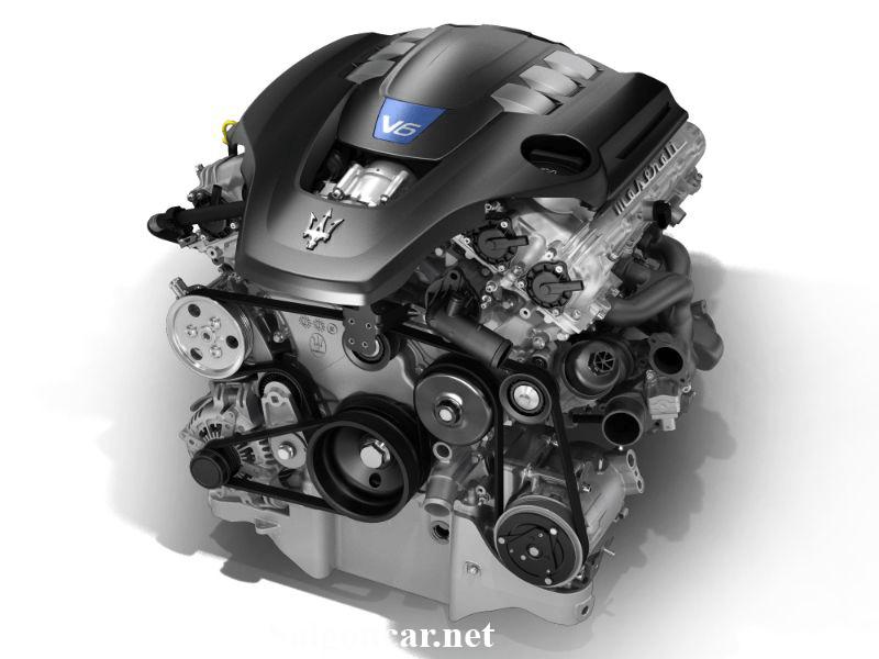 Động cơ V6 vận hành mạnh mẽ tăng tốc tuyệt vời