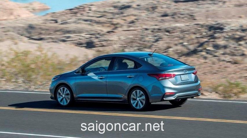 Hyundai Accent Tang Toc