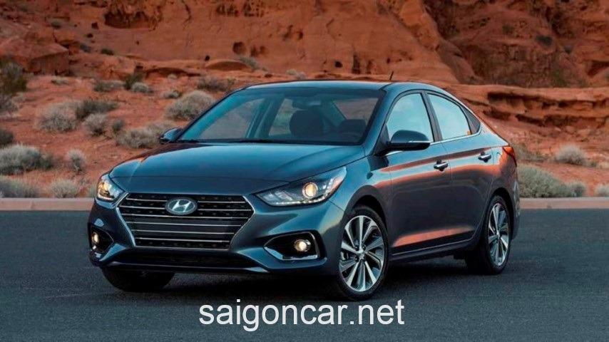 Hyundai Accent Tong Quan