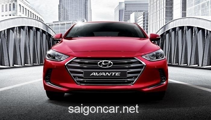 Hyundai Avante Dau Moi