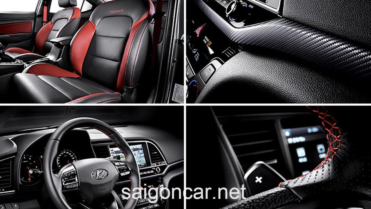 Hyundai Avante Ghe Dau