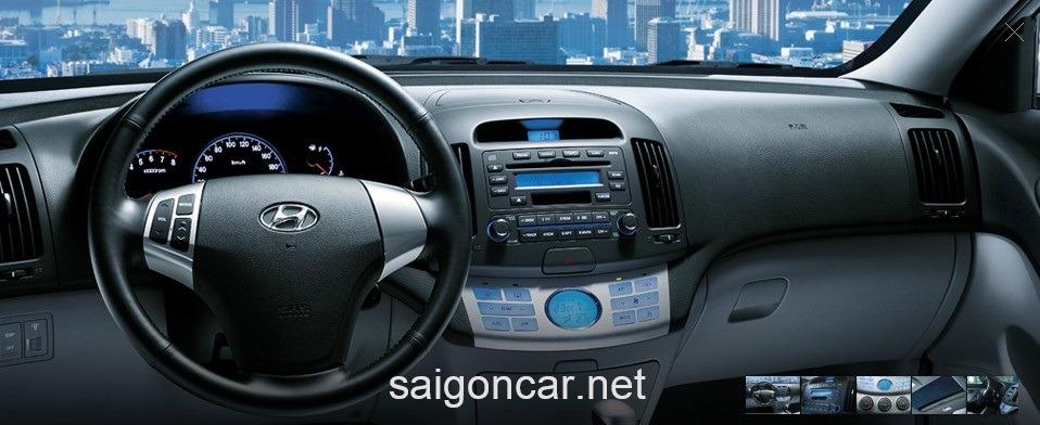 Hyundai Avante Tap Lo