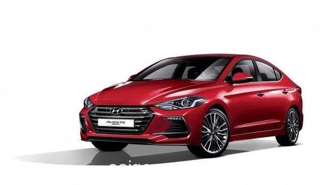 Hyundai Avante Tong quan