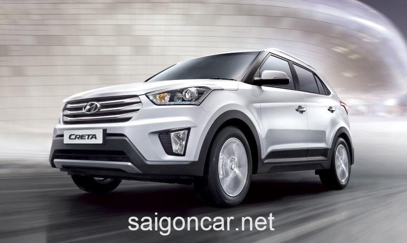 Hyundai Creta Dau Xe