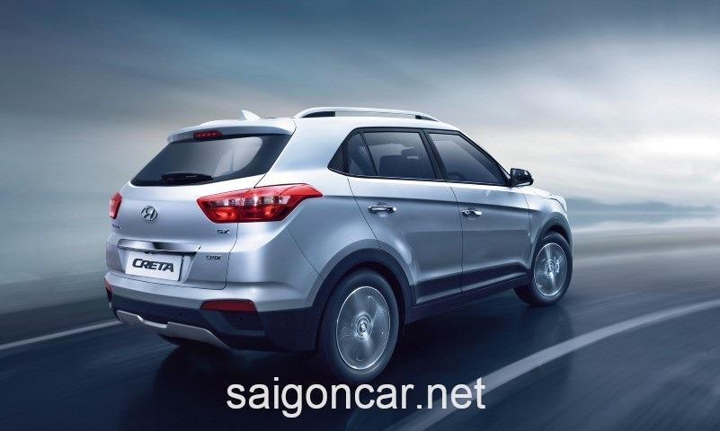 Hyundai Creta Duoi Xe