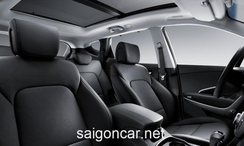 Hyundai Santafe Hang Ghe 2