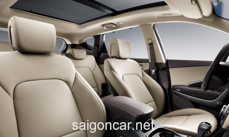 Hyundai Santafe Hang Ghe