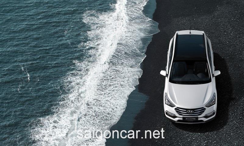 Hyundai Santafe Mui Xe
