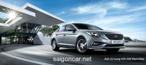 Hyundai Sonata Dau Xe