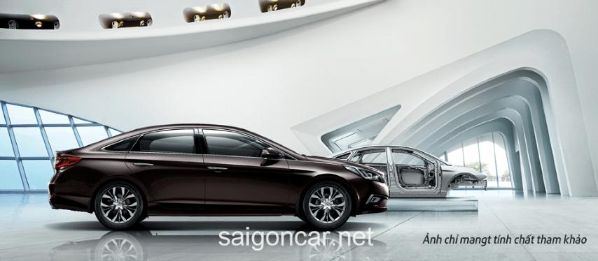 Hyundai Sonata Hong Xe Phai