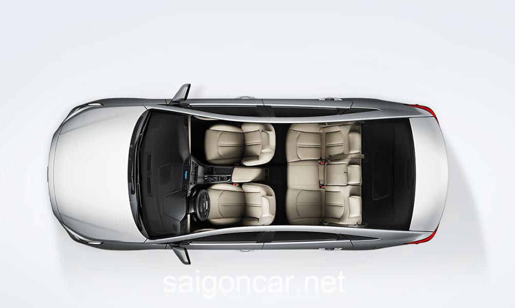 Hyundai Sonata Noi That