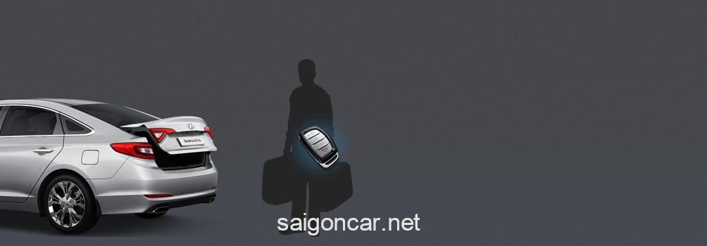 Hyundai Sonata Tien Nghi