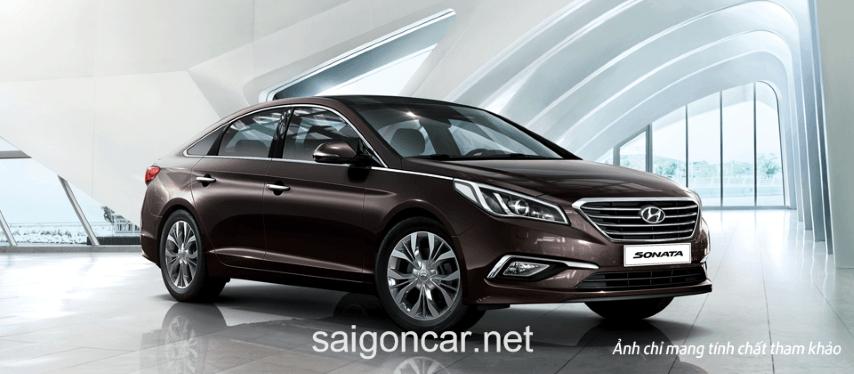 Hyundai Sonata Tong Quan 1
