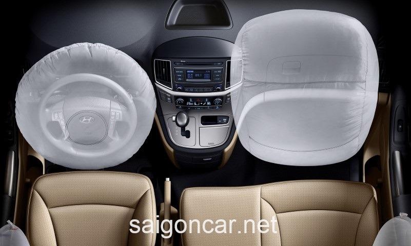 Hyundai Starex An Toan