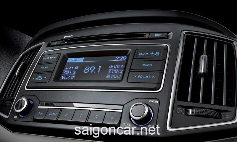 Hyundai Starex Giai Tri