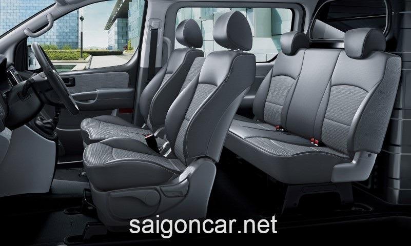 Hyundai Starex Hang Ghe Tong