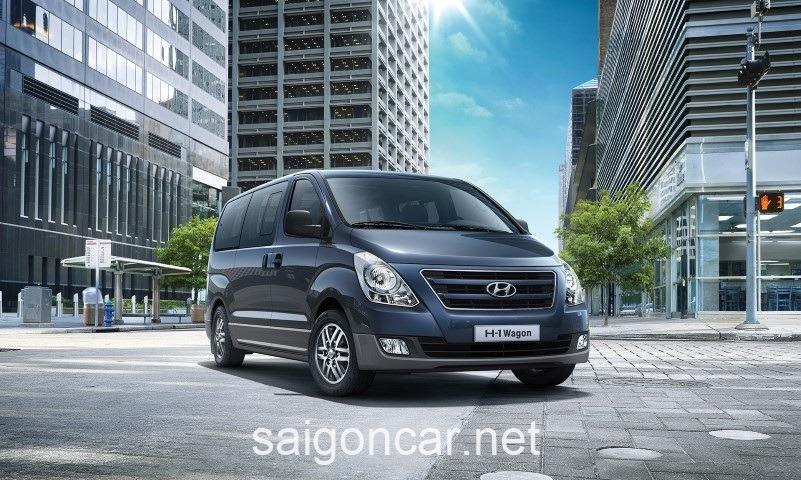 Hyundai Starex Tong Quan 2