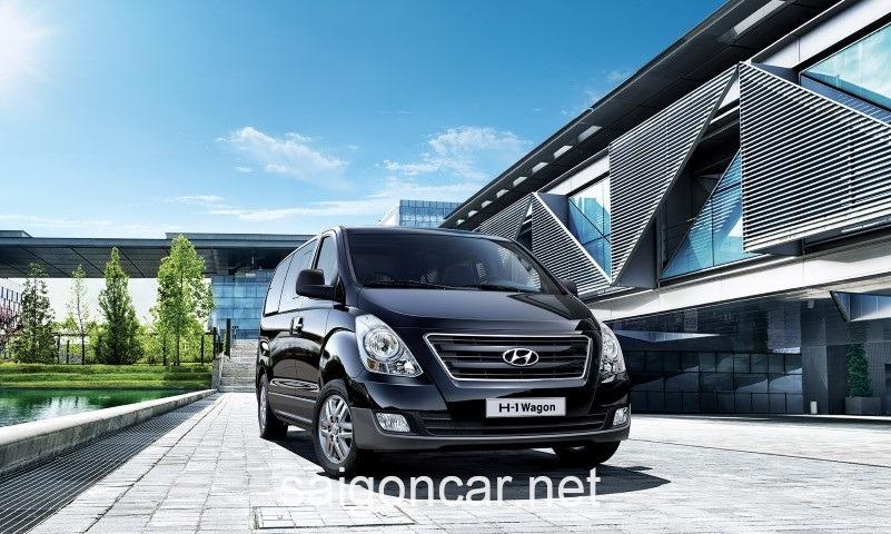 Hyundai Starex Tong Quan