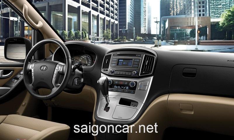 Hyundai Starex Vo Lang
