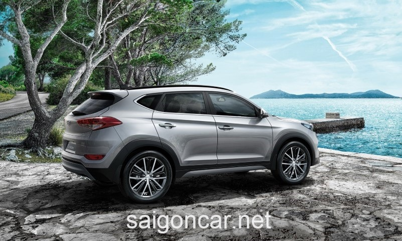 Hyundai Tucson Hong Phai