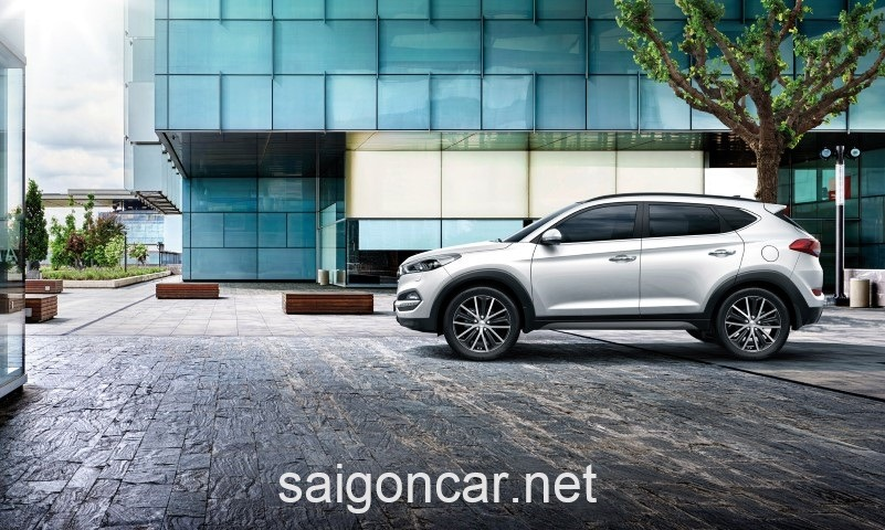 Hyundai Tucson Hong Xe