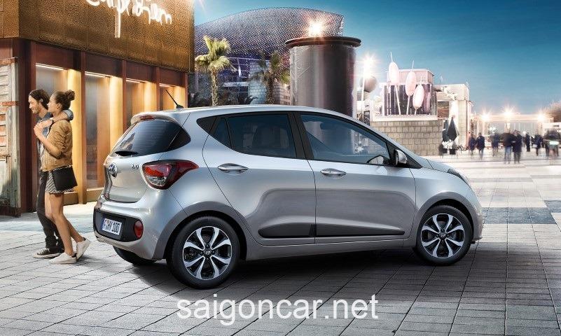 Hyundai i10 Hong XE 2