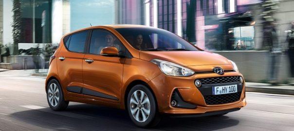 Hyundai i10 Hong Xe