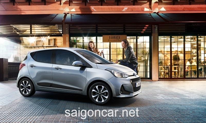 Hyundai i10 Tong Quang