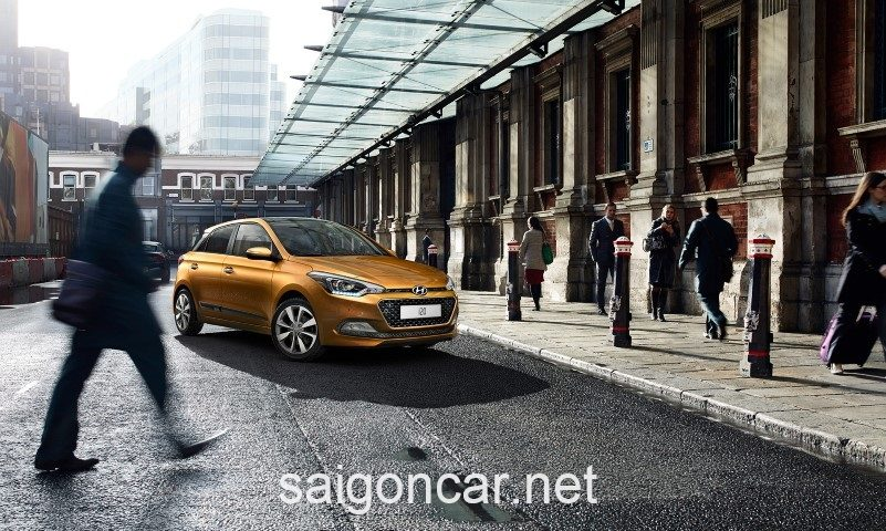 Hyundai i20 Dau Xe