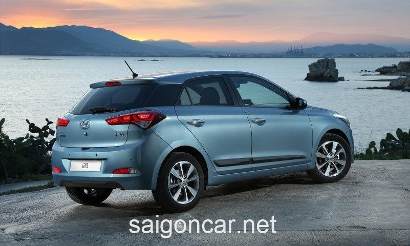 Hyundai i20 Hong Xe