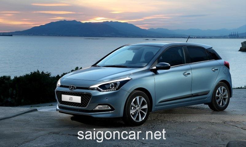 Hyundai i20 Tong Quan 2