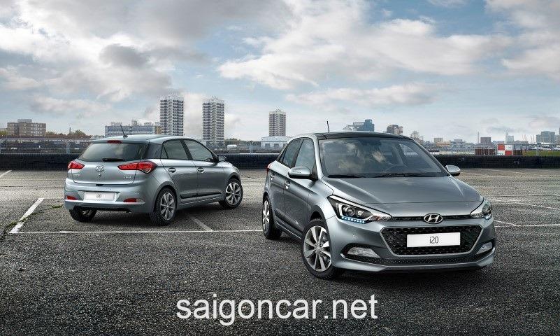 Hyundai i20 Tong Quang