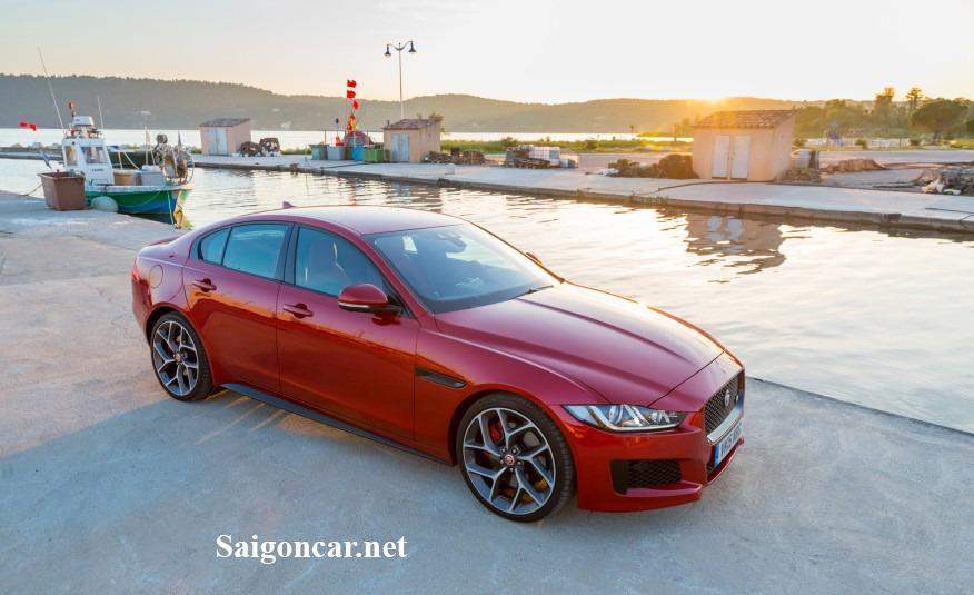 Jaguar XE Dang Ca Thuong hieu