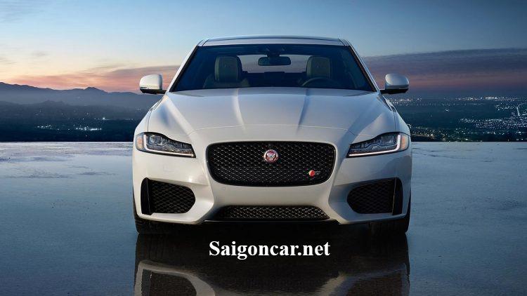 Jaguar XF dau xe