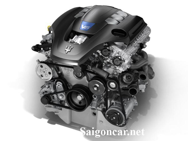 Maserati Levante Động cơ mới được trang bị trên chiếc máy ảnh nhỉ