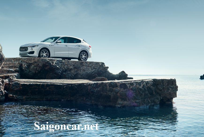 Maserati Levante Vè ngoài cá tính và lịch lãm cuốn hút từ cái nhìn đầu tiên