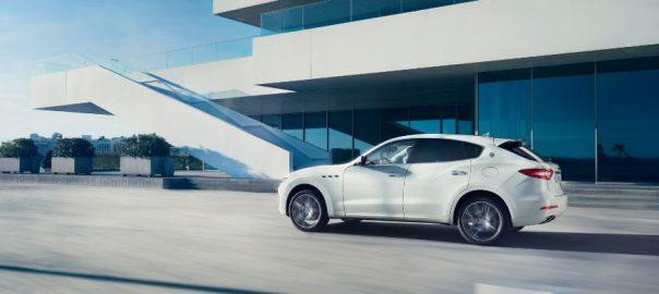 Giá Xe Maserati Levante 2020 Nhập Khẩu Khuyến Mãi Siêu Sốc