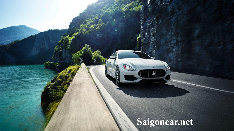Xe Maserati Quattroporte Thuong hieu Y