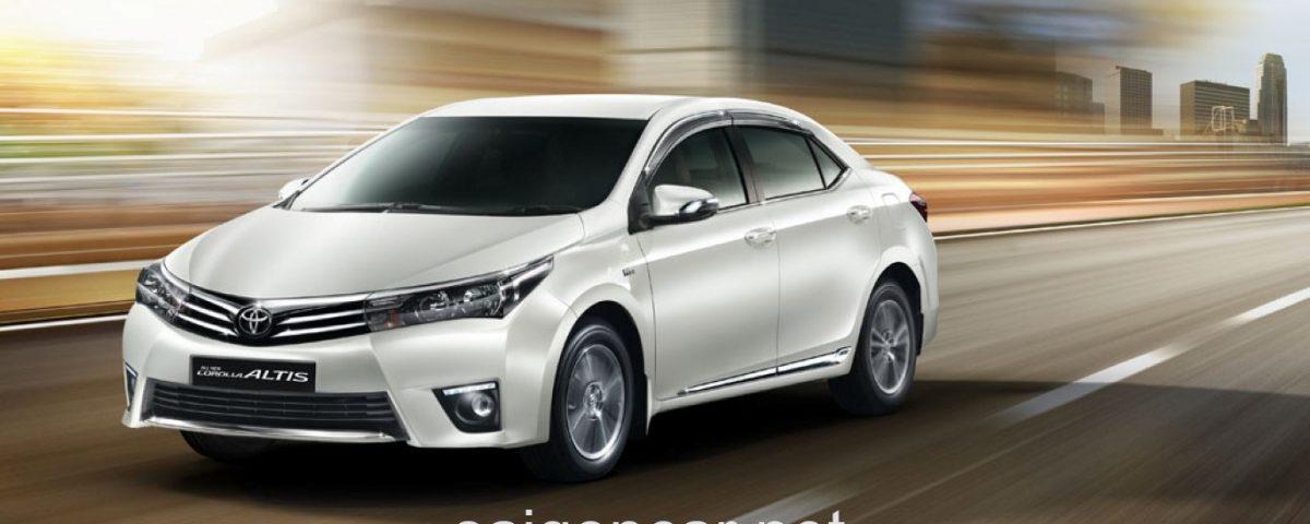 Toyota Altis Qua Dep