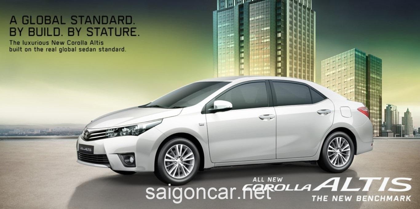 Toyota Altis Tong Quan