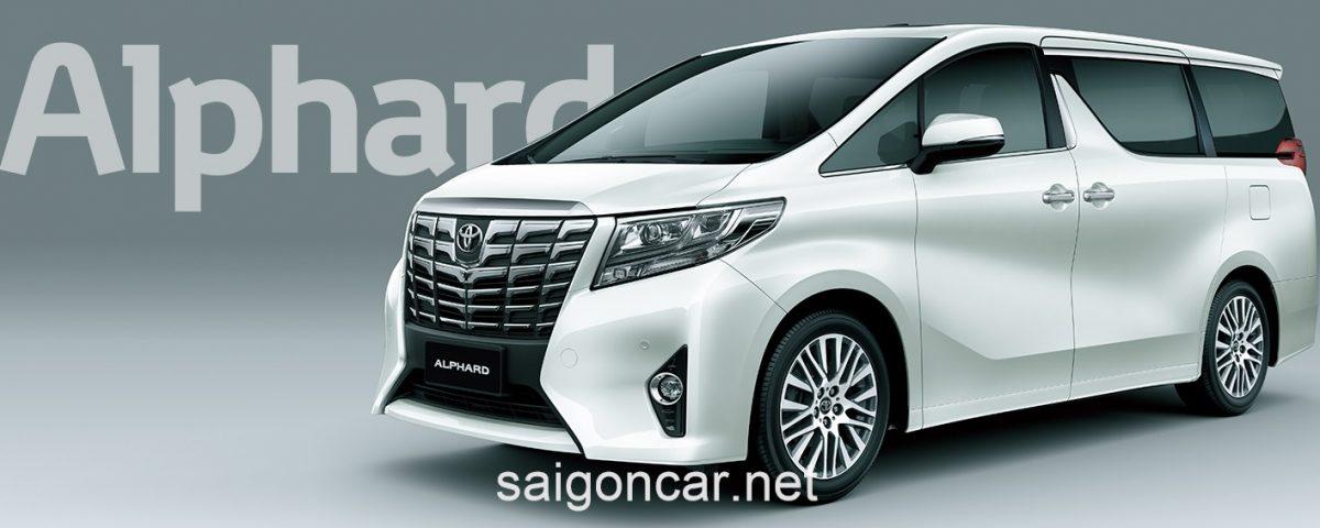 Toyota Aphard Tong Quan